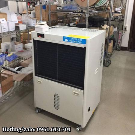 Hình ảnh thực tế máy hút ẩm Nakatomi DM-30v