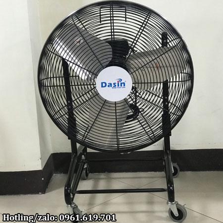 Hình ảnh thực tế quạt di động Dasin DFM-2460