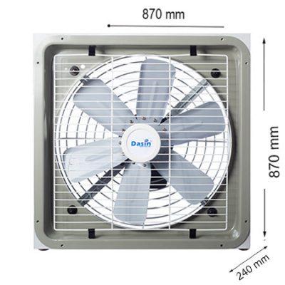 Quạt thông gió Dasin KVF-3076
